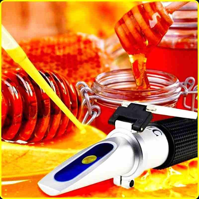Why Every Beekeeper Needs Tekcoplus Optics Honey Refractometer?